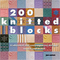 200 Knitted Blocks by Jan Eaton