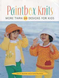 Paintbox Knits by Bonnette & Murchland