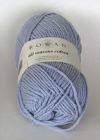 All Seasons Cotton color Ice Blue #199