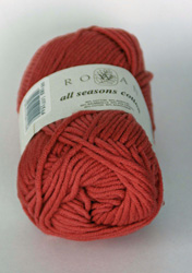 All Seasons Cotton color Coral