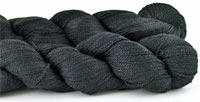 Malabrigo Silkpaca Yarn color black