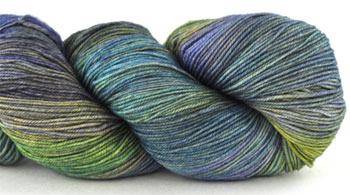 Malabrigo Merino Sock Yarn color indiecita
