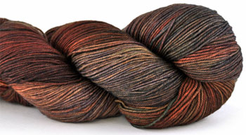 Malabrigo Merino Sock Yarn color marte