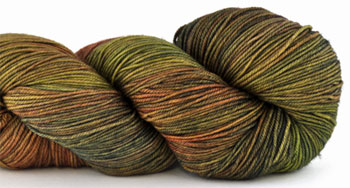 Malabrigo Merino Sock Yarn color primavera