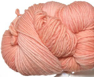 Malabrgo Merino Worsted yarn color apricot