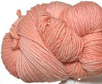 Malabrigo Merino Worsted Yarn, color  apricot 72