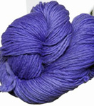 Malabrigo Merino Worsted Yarn, color jacinto 193
