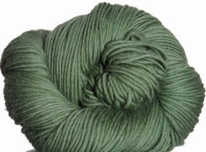 Malabrigo Merino Worsted Yarn, color 506 mint