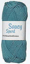 Reynolds Saucy Sport knitting yarn, cotton knitting yarn
