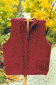 Oat Couture knitting pattern Oregon Vest