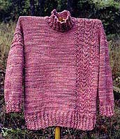Oat Couture knitting pattern Cape Ann