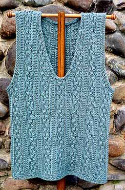 Oat Couture knitting pattern Rockport