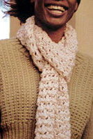 Jo Sharp Book Five Gathering knitting pattern - Enia Scarf
