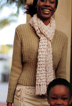 Jo Sharp Book Five Gathering knitting pattern - Nina