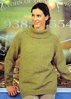 Jo Sharp Knitting Pattern Book Six - Village knitting pattern Market.