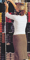 Jo Sharp Knitting Pattern Book Six - Village knitting pattern Plaza