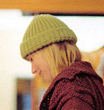 Jo Sharp Knitting Pattern Book Six - Village knitting pattern Urban.