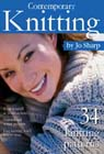 Jo Sharp Knitting Pattern Book Contemporary Knitting Book