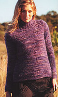 Jo Sharp Knit Issue 2 knitting book Mohair Sweater