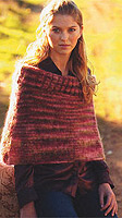 Jo Sharp Knit Issue 2 knitting book Poncho