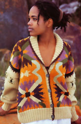 Bronzewing Sweater