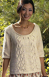 Reynolds Cabana knitting pattern, Reynolds Cabana knitting yarn, cotton knitting yarn