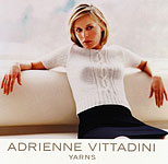 Adrienne Vittadini knitting collection Spring 1997 vol 8