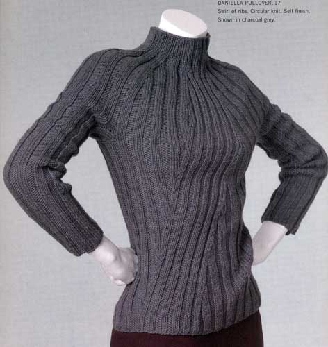 Adrienne Vittadini knitting collection Fall 2001 vol 17