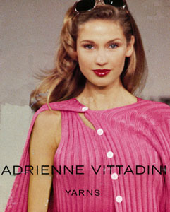 Adrienne Vittadini Spring Collection 1995 vol 4