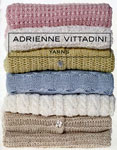 Adrienne Vittadini knitting collection Spring 1996 vol 6